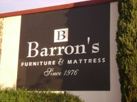 Barron's Furniture WALL