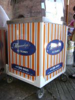 Munnerlyn's Ice Cream Cart