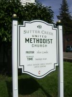 Sutter Creek Methodist Church