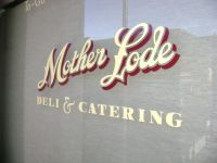 Mother Lode Deli Window