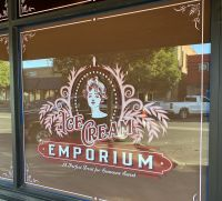 RIPON ICE CREAM EMPORIUM WINDOWS