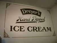 Dreyer's Large wall Advertisement