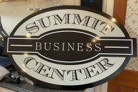 SUMMIT BUSINESS CENTER SIGN